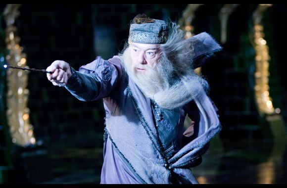 Still of Dumbledore