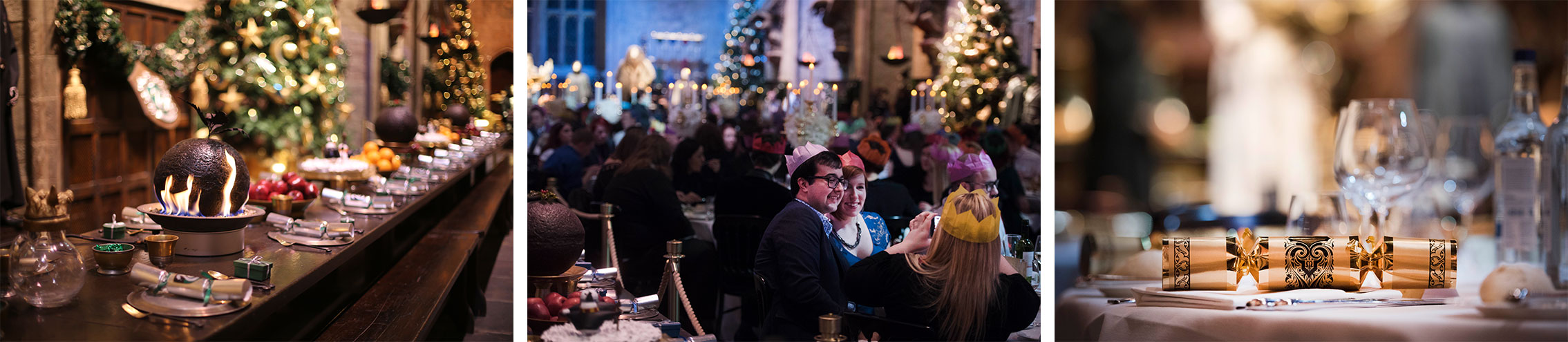 Dinner in the Great Hall