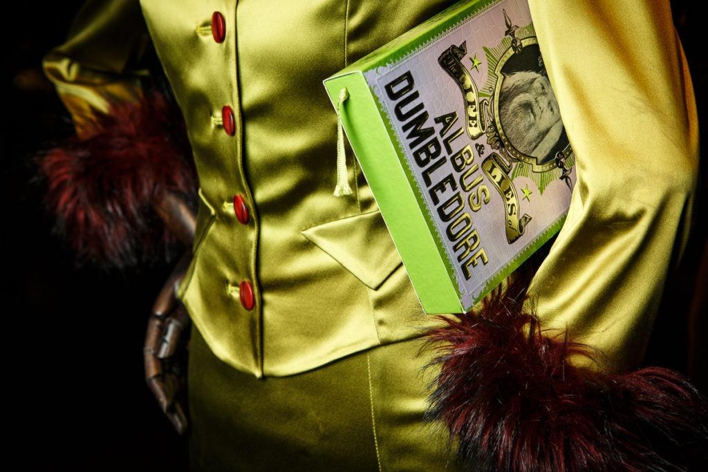 Rita Skeeter's costume