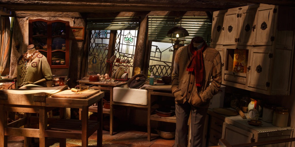 Weasley Kitchen long shot